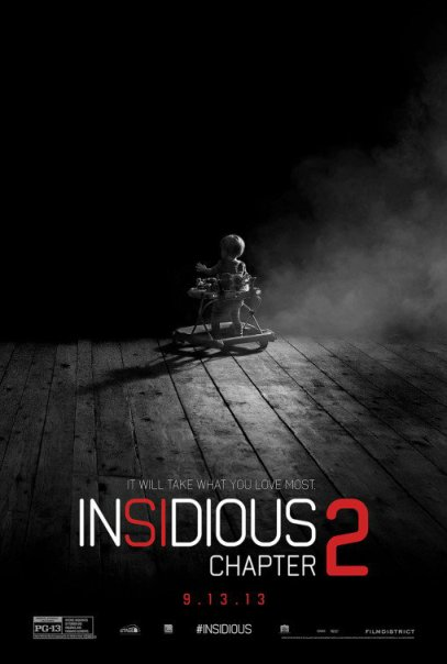 Insidious: Chapter 2 วิญญาณยังตามติด 2