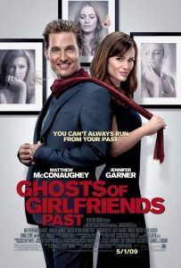 Ghost of Girlfriends Past วิวาห์จุ้นผีวุ่นรัก วันนี้ หนังผี จะมาเสนอเรื่องที่เกี่ยวกับ หนุ่มเจ้าชู้ผู้กลัวการผูกมัดทั้งหลาย จงระวังไว้ให้ดี เพราะชีวิตรักของคุณอาจถูกจับตาโดยญาติผู้ใหญ่ผู้ล่วงลับ และสมาคมกิ๊กเก่าผู้หามีชีวิตไม่ของคุณ!!! กันยายนนี้ แคททาลิสท์ภูมิใจนำเสนอเรื่องราวรักของเจ้าบ่าวผู้กลัวฝน ในภาพยนตร์โรแมนติกคอมเมดี้ขวัญใจผู้ชมเรื่องใหม่ ที่มาพร้อมหนุ่มเพลย์บอยถอดเขี้ยวตัวจริงประจำฮอลลีวู้ดอย่าง แมทธิว แม็คคอนาเฮย์ ในบทชายเจ้าชู้ที่มีครบทุกอย่างในชีวิตยกเว้นรักแท้ และสาวหมวยสุดสวยอย่าง เจนนิเฟอร์ การ์เนอร์ ผู้มารับบทรักแท้รักเดียวของพระเอก แต่ลำบากตรงที่ พระเอกไม่ยักจะรู้ตัวว่าเธอคือรักแท้ของเขา ร่วมด้วยรุ่นเก่าลายคราม ไมเคิล ดั๊กลาส ในบทผีญาติผู้ใหญ่ที่มาพร้อมบรรดาผีกิ๊กเก่าเพื่อร่วมเทศนาหนุ่มเพลย์บอยให้ รู้จักมองเห็นรักแท้ที่อยู่ใกล้ๆ ใน Ghosts Of Girlfriends Past วิวาห์จุ้นผีวุ่นรัก พร้อมหลอนและจุ้นจนคุณอมยิ้ม