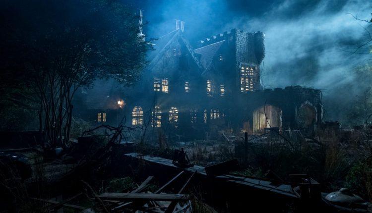 ฮิลล์เฮาส์ บ้านกระตุกวิญญาณ (The Haunting of Hill House)