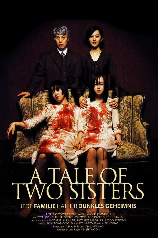 ตู้ซ่อนผี | A Tale of Two sisters
